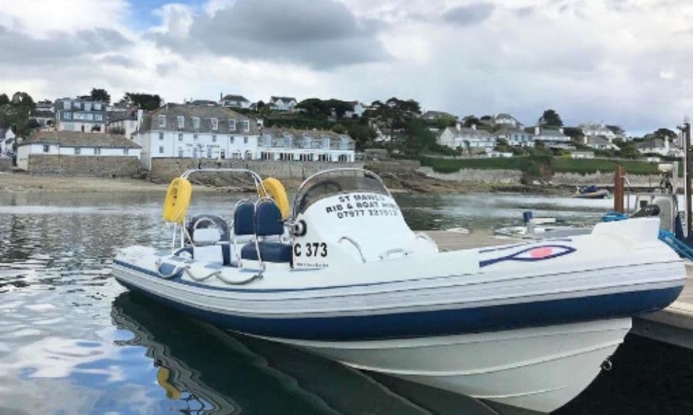 Rib Hire in St Mawes