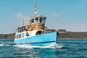 The St Mawes Ferry