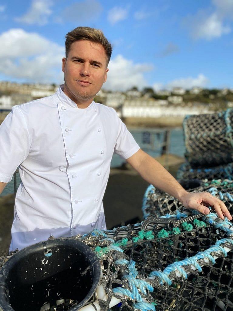 Head Chef Dorian Janmaat
