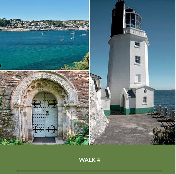 Roseland Peninsula Walks