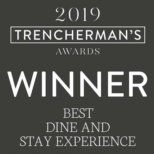 Trenchermans Guide Winner Best Dine and Stay Experience