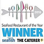 Seafood restaurant of the year winner
