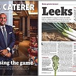 The Idle Rocks in The Caterer