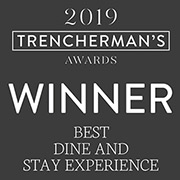 Best dine & stay experience Winner