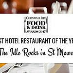Best hotel restaurant of the year Winner