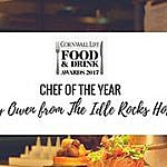 Chef of the year Winner