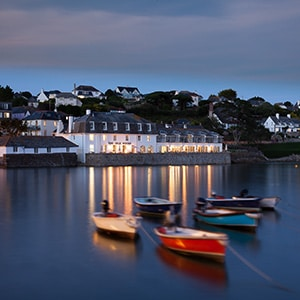 The Idle Rocks, Hotel in St Mawes, Roseland Peninsula, Cornwall