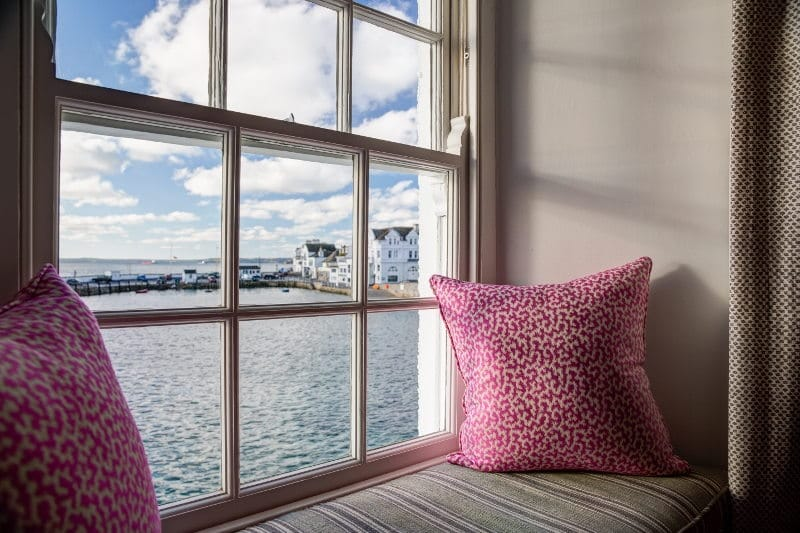 The Idle Rocks, Hotel in St Mawes, Roseland Peninsula, Cornwall