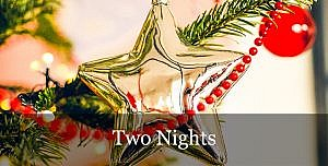 Two Night Christmas, St Mawes Hotel