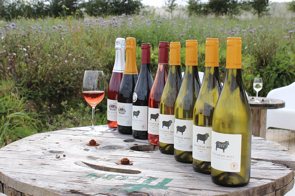 Trevibban Mill Wines